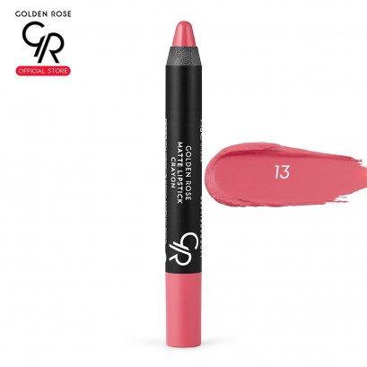 Matte Lipstick Crayon 3.5g เบอร์13