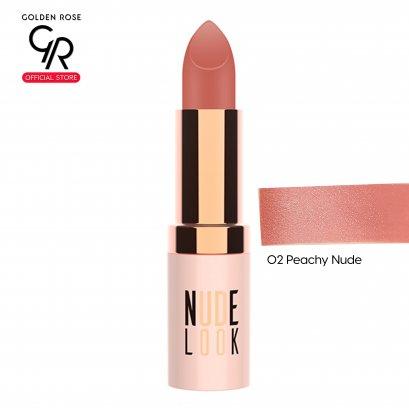GR Nude Look Perfect Matte Lipstick 4.2g No.02