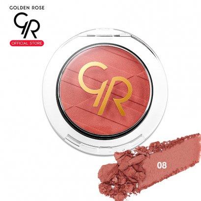 Golden Rose Powder Blush No.08