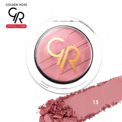 Golden Rose Powder Blush No.15