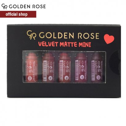 Velvet Mini Set Red