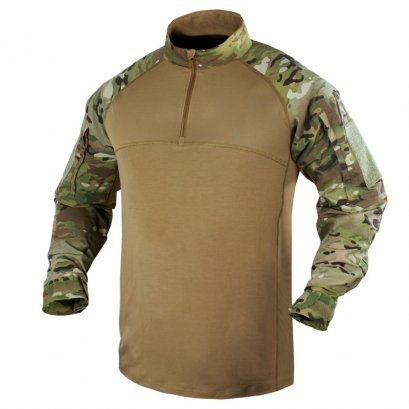 Condor COMBAT SHIRT WITH MULTICAM