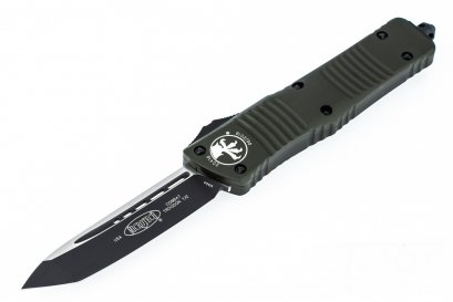 "Microtech Combat Troodon 3.81"" - Black"