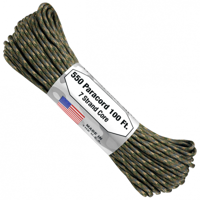 553 Paracord 100ft - Muticam