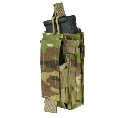 Condor SINGLE KANGAROO MAG POUCH WITH MULTICAM