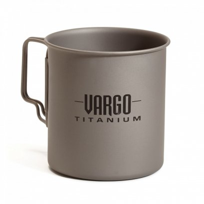 Vargo Titanium Travel Mug 450
