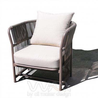เก้าอี้หวายเทียม