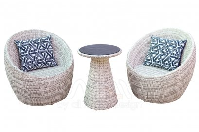 Rattan Balcony Set