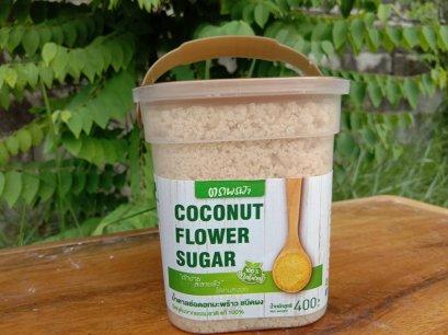 """""""Set หวานเล็ก น้ำตาลดอกมะพร้าวแบบผง ขนาด 400 กรัม  จำนวน 2 กระปุก ,น้ำตาลมะพร้าวแบบเนื้อนิ่ม  ขนาด 500 กรัม  จำนวน 1 กระปุก***ไม่มีเก็บเงินปลายทาง"""