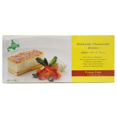 Hokkaido Cheesecake (Brulee) ฮอกไกโดบลูเลย์ชีสเค้ก