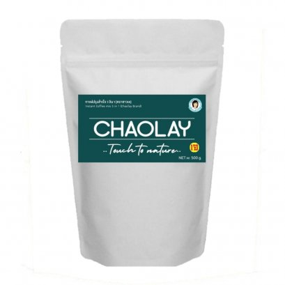 กาแฟ 3 in 1 Chaolay ธัญพืช