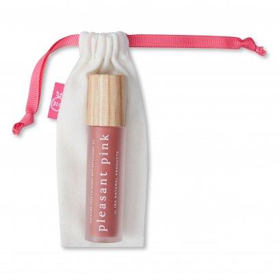 Ira Moisture Lock Lip Gloss with Enfleurage Oil: Pleasant Pink