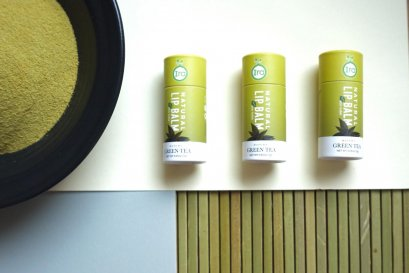 Ira Eco Tube: MATCHA GREEN TEA