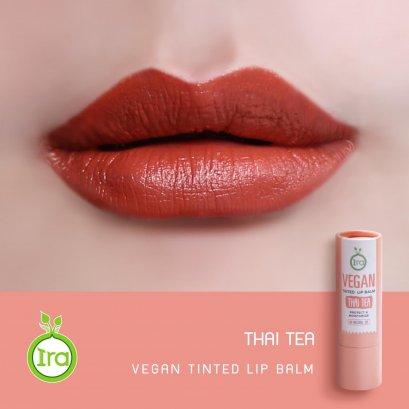 Vegan Tinted Lip Balm: Thai Tea