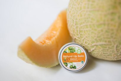 Melon Flavored Lip Balm