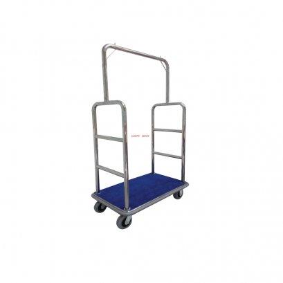 54365  รถเข็นกระเป๋าโรงแรมแบบมาตรฐาน(Standard Luggage Trolley)