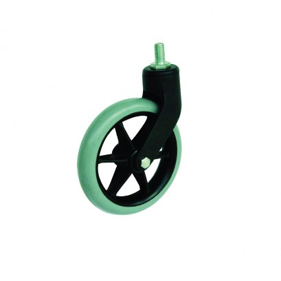 """37144 6""""ลูกล้อวีลส์แชร์ รุ่น Wheel chair ยี่ห้อ PAREO"""