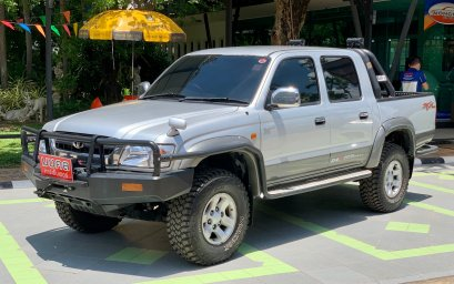 TOYOTA SPORT CRUISER 3.0 4WD A/T 2003 สีเทา (LZ0070)