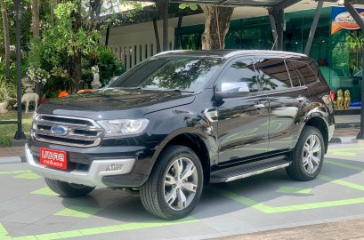 FORD EVEREST 3.2 TITANIUM+ 4WD AT 2016 (LC587)