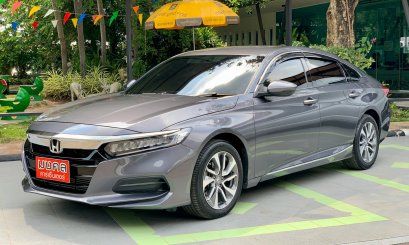 HONDA ACCORD 1.5 TURBO EL A/T 2019 สีเทา (LZ0289)