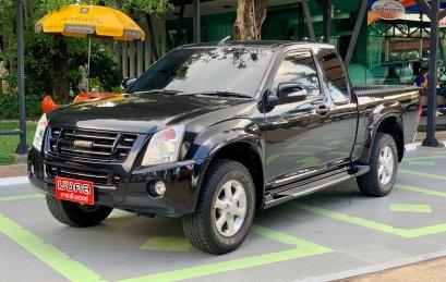 ISUZU D-MAX CAB 2.5 HI GOLD SERIES M/T 2008 สีดำ (LZ0254)