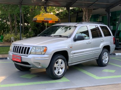 JEEP GRAND CHEROKEE 2.7 CRD A/T  2004 สีเทา (LZ0386)