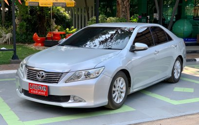 TOYOTA CAMRY 2.0 G A/T 2013 สีเทา(LC399)