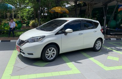 NISSAN NOTE 1.2V A/T 2018 สีขาว (LZ0548-V)