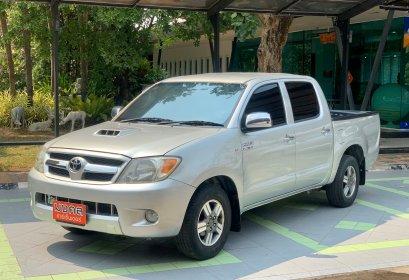 TOYOTA VIGO D-CAB 3.0 G A/T สีเทา  2004 (MK3921)