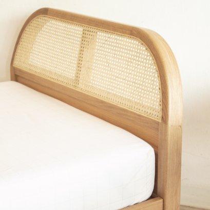 IBIKI Bed 3.5' Single (Rattan)