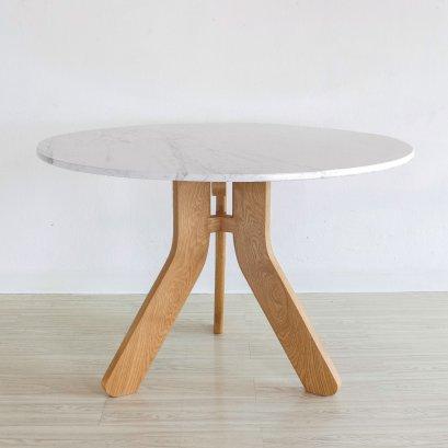 โต๊ะกลมหินอ่อน - Polar Table (Round)