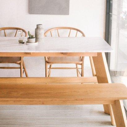 โต๊ะหินอ่อน - Polar Table (Marble)