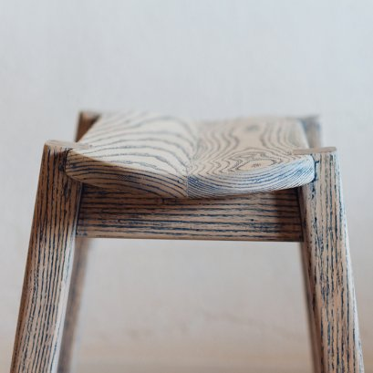 Wasp Stool (Indigo)