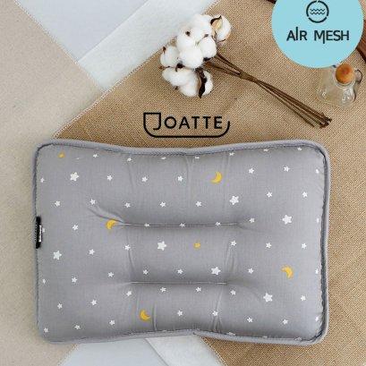 Joatte หมอนเด็ก สำหรับเด็กขี้ร้อน ลาย Moon Star หมอนเด็กอ่อน หมอนระบายอากาศ