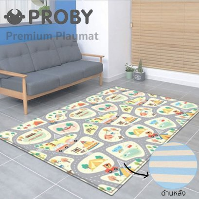 Proby TPU Playmat : Camping