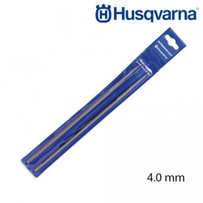 Husqvarna ตะไบกลมขนาด 4.0mm, มี 2 ชิ้น (H35/H36)