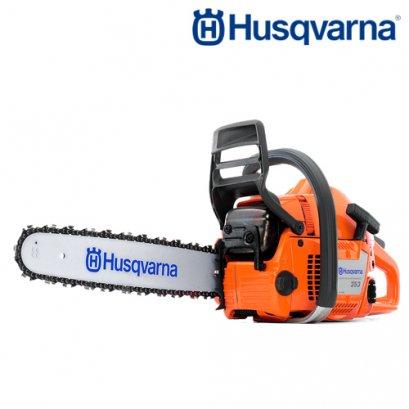 "Husqvarna เลื่อยยนต์ รุ่น 353: 3.3 แรงม้า, 18 นิ้ว, .325"" สเตอร์"
