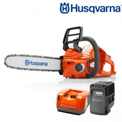 """Husqvarna Battery Chainsaw 536LiXP Bar 11.5"""" Including Battery and Charger"""