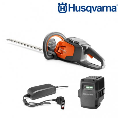 HUSQVARNA Hedge Trimmers 115iHD45 Including Battery and Charger