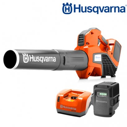 Husqvarna Blower Battery 525IB Including Battery and Charger
