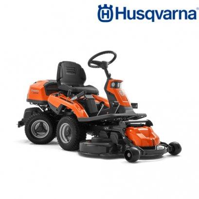 Husqvarna รถตัดหญ้านั่งขับ รุ่น R216T AWD