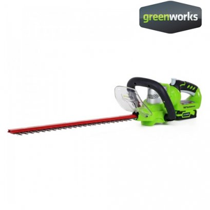 Greenworks เครื่องเล็มพุ่ม ขนาด 24V รุ่น Deluxe (เฉพาะตัวเครื่อง)