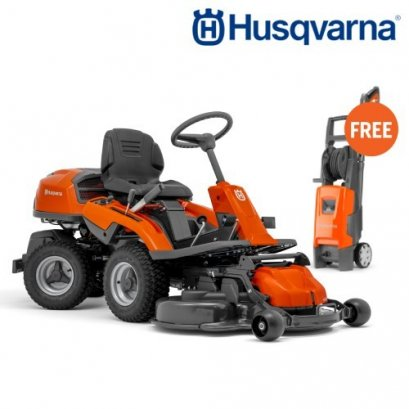 Husqvarna Rider R213C Free High Pressure Washer 135 Bar PW235R(14,500฿)