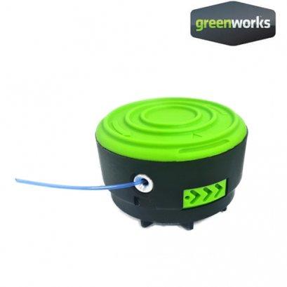 Greenworks เอ็นตัดหญ้า 24V