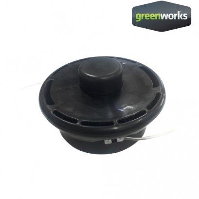 Greenworks เอ็นตัดหญ้า 40V