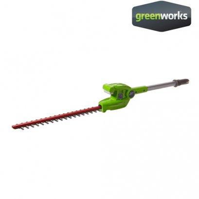 Greenworks Poles Hedge Trimmer Attached 40V -use with polesaw 40V