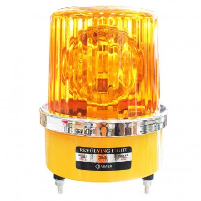 BAIMER ไฟหมุนCG-3-(12V) ทรงกลม2เลนส์