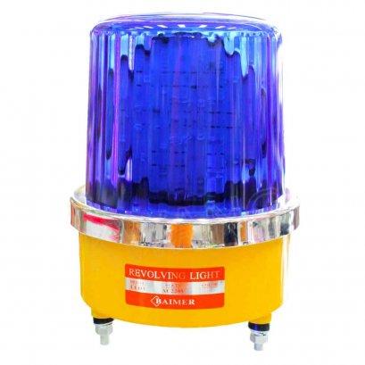 BAIMER ไฟหมุน CG-3-LED (220V) ทรงกลม 2 เลนส์