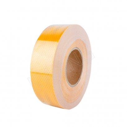 KYOWA เทปสะท้อนแสงสีเหลือง 50 mm. ยาว 47.5 m.