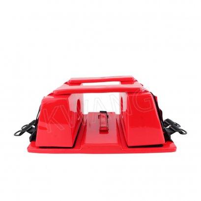 WHENER หมอนประคองศรีษะ รุ่นET-001 (สีแดง)